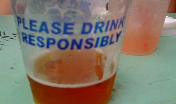 drink responsibily
